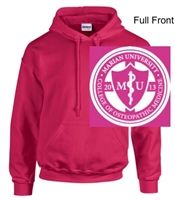 Heliconia Hooded Sweatshirt (Adult and Youth)