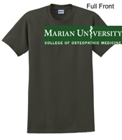 Olive Short Sleeve T-Shirt (Adult)