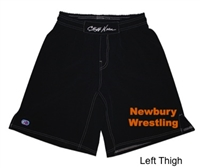 Black Wrestling Board Short (Adult and Youth)