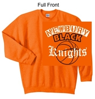 Orange Crew Sweatshirt (Adult)