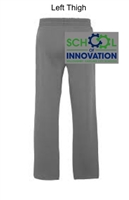 Athletic Heather Sweatpants with Pockets (Adult) NO Pockets (Youth)