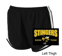 Black Ladies Shorts (Ladies)