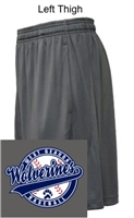 Graphite Performance Shorts with Pockets  (Adult and Youth)