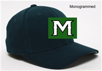 Dark Green Performance Baseball Hat