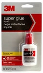 3M Super Glue Liquid .35oz