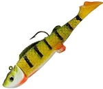 Bass Pro Shops Crappie Maxx Paddle Tail Minnow