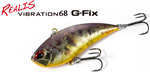 Duo Realis Vibration 68G-Fix Crankbait