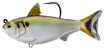 "Live Target 5-1/2"" Gizzard Shad"