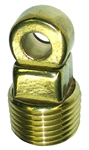Invincible Marine Brass Garboard  Drain Plug