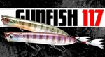 Luckycraft Gunfish 117 Topwater