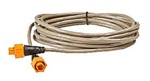 Lowrance ETHEXT-15YL Ethernet 15' Ext Cable
