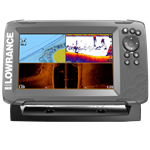 Lowrance Hook2 7 Tripleshot & US Inland Maps