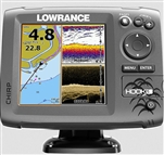 Lowrance Hook 5 Mid/High DownScan Basemap