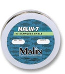 Malin 1x7 Stainless Cable 90lb 100ft