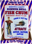 Magic Bait Dinner Bell Fish Chum 2lbs