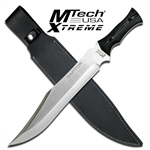"Master Cutlery MTech Xtreme 18"" Fixed Blade Knife"
