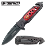 Master Cutlery Tac Force Spring Assist Knife