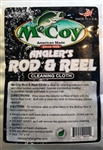 McCoy Angler's Rod & Reel Cleaning Cloth