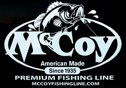 "McCoy 8""x11"" White Decal"