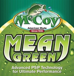 McCoy Mean Green Co-polymer fishing line