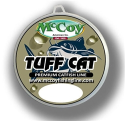 McCoy Tuff Cat Co-polymer fishing line
