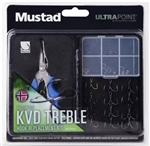 Mustad KVD Treble Kit