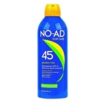 No-Ad SunCare SPF45  10oz Spray