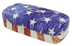 Oakley USA Flag Square O  Sunglass Case