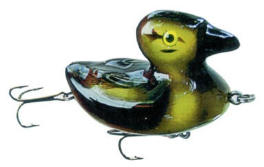 Persuader baby duck topwater for Baby bass fish for sale
