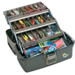 Plano 6134 3-Tray Tackle Box
