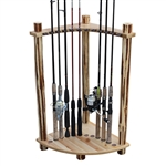 Rush Creek Creations 16 Rod Round Rack