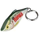 Rapala Rattlin Lure Key Ring - Asst Styles