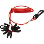 Sea Dog Line 7 Key Kill switch Universal Lanyard