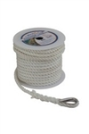 "Sea-Dog Twisted Nylon Anchor Line 3/8"" X 60'"