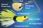 Strike King Rocket Shad