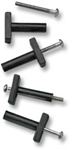 Trac Outdoor Isolator Bolts - 4 PACK