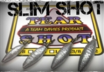 Team Davies Slim Dropshot Weights
