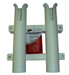 Tempress Fish-On Double White  Rod Holder