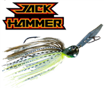 Z Man/Evergreen ChatterBait Jack Hammer