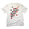 Mesh Lacrosse Argyle-Checker Shooter Shirt