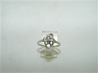 Cute designed diamond ring
