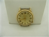Bulova Accutron 18K Yellow Gold Case Vintage Watch