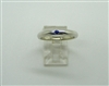 Tiffany & Co. Elsa Peretti Blue Sapphire Ring Band