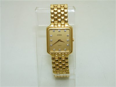 Gold Juvenia Wristwatch