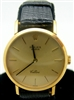 Rolex Geneve Cellini Ladies 18 KT Yellow Gold Watch