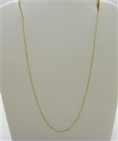 14 K Yellow Gold Link Chain