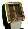 Ladies 18K Gold Christian Dior Wristwatch