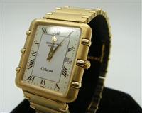 Raymond Weil Geneve Coliseum Men's Watch (18 K Gold Electroplated)