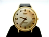 Vintage Longines Automatic Admiral 10k Yellow Gold Filled Watch (Men)