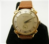 Vintage Bulova L1 14 K Solid Gold Watch. (Pre-Owned)